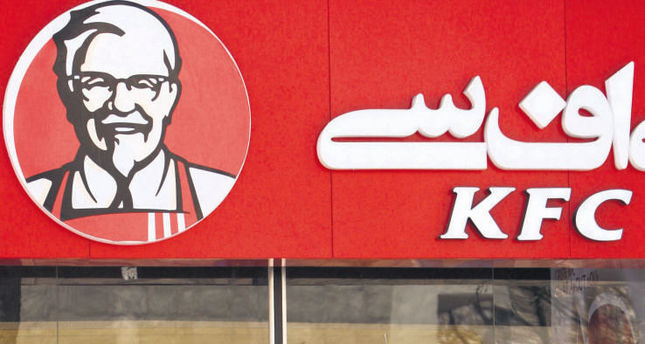 Iran allows KFC to enter market before reaching nuclear deal