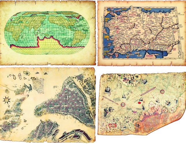 Vatican archive shares Ottoman map with American and Turkish universities