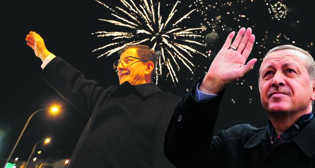 People choosing Erdoğan and Davutoğlu a victory for democracy