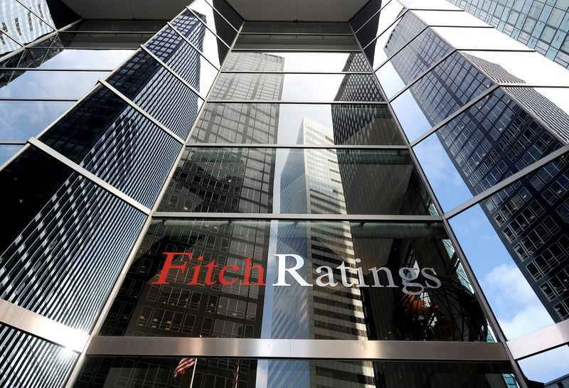 A file photo dated 08 December 2011 shows an exterior view of the offices of Fitch Ratings in New York, New York, USA. (EPA Photo)