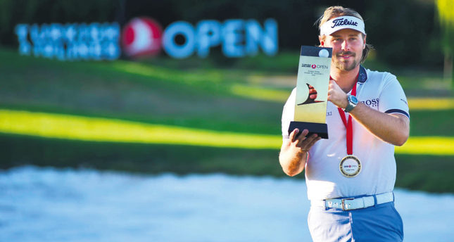 Dramatic Dubuisson win draws a fantastic Turkish Airlines Open 2015 to a close