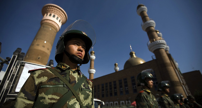 Xinjiang has been under heavy security since deadly riots in 2009 that pitted Uighurs against ethnic Chinese migrants.