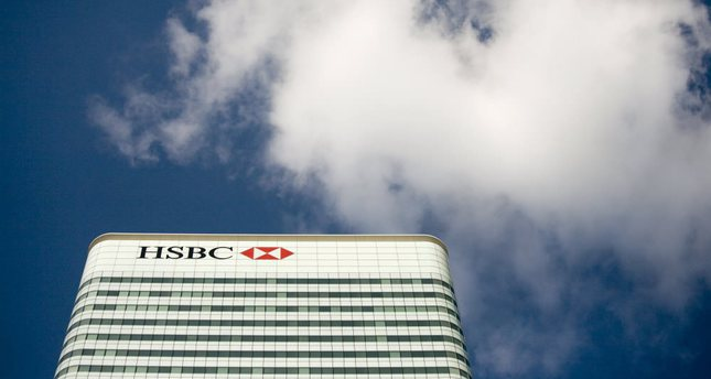 HSBC 3Q profit surges by a third as compliance costs fall