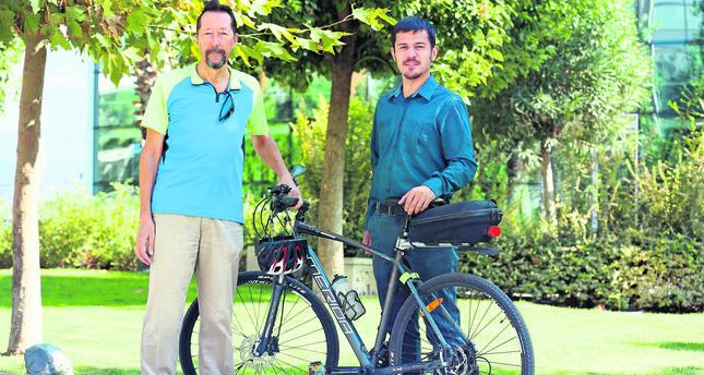 Turkish academics' project can stop bike theft worldwide