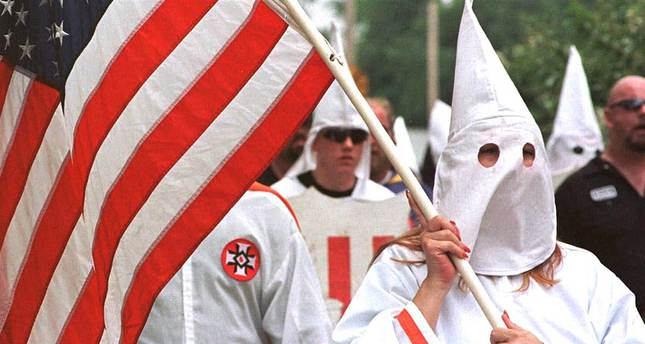 Anonymous claims Ku Klux Klan has members in the US Senate, officials deny allegations