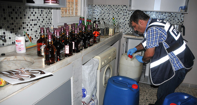 Death toll from bootleg liquor in Istanbul rises to 26