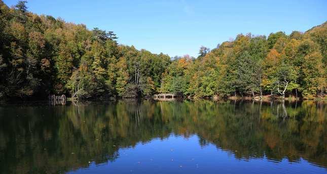 Yedigöller National Park suits all tastes in every season