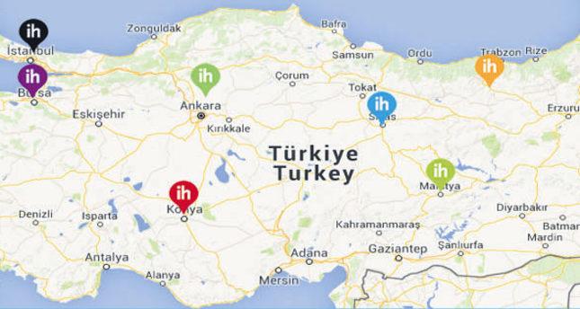 Innovative social platform 'İhtiyaç Haritası' comes to the help of people in need