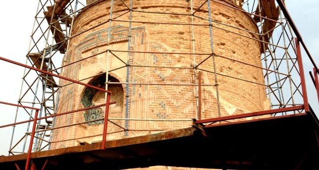 The relocation of the tomb is expected to be wrapped up in less than a year.