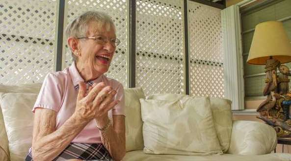 University of Miami did a study on u201csuper-agers,u201d or seniors who manage to stay healthy and avoid the perils of dementia. (AFP Photo)