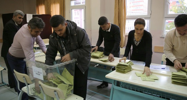 Early election results in Turkey accurate, opposition backed NGO says