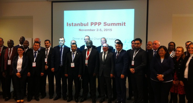 Public-private partnership experts meet in Istanbul