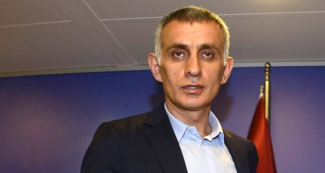 Trabzonspor boss suspended for 9 months 10 days
