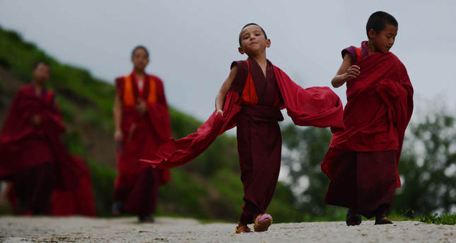 """""""The Bhutanese are getting happier as living standards improve, but social isolation is increasing in the remote kingdom that famously prioritizes Gross National Happiness over wealth,"""" Prime Minister Tobgay said."""