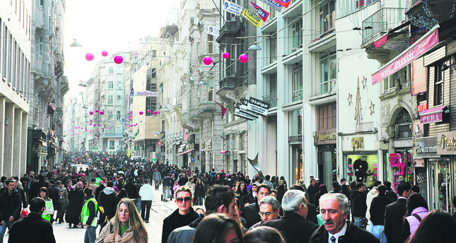 Unemployment is among the biggest problems in Turkey, though figures are better than the eurozone average.