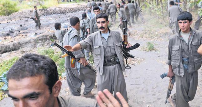 KRG peshmerga forces accuse PKK of impeding anti-ISIS fight