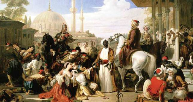 The Ottoman society did not humiliate slaves for their status and showed them respect.
