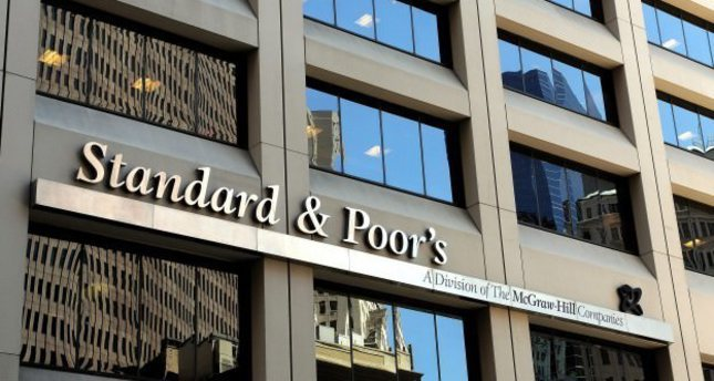 Standard & Poor's reaffirms Turkey's BB+ rating, forecasts 2.7% growth by 2018