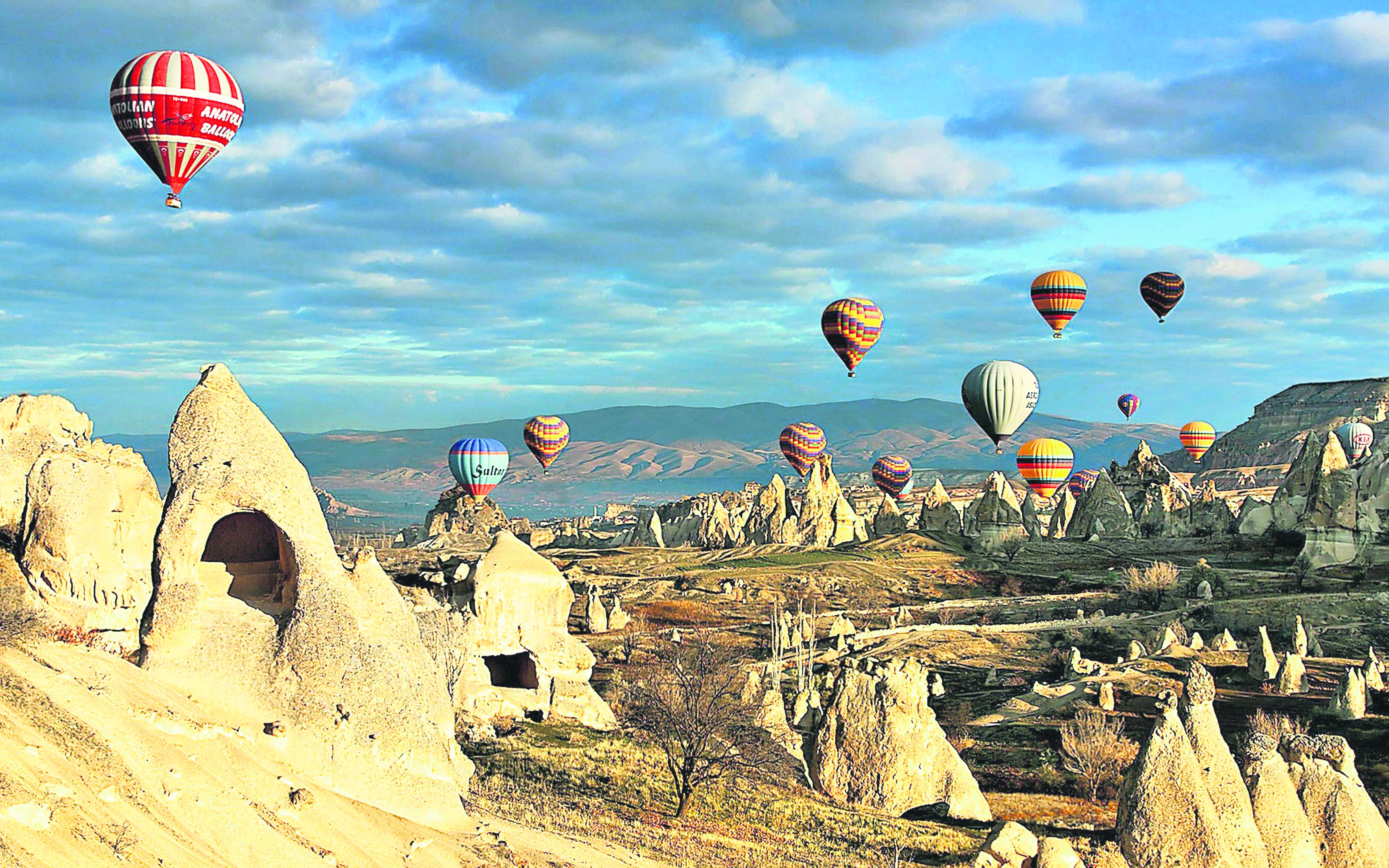 Where to visit in turkey in november daily sabah for Vacation spots for november