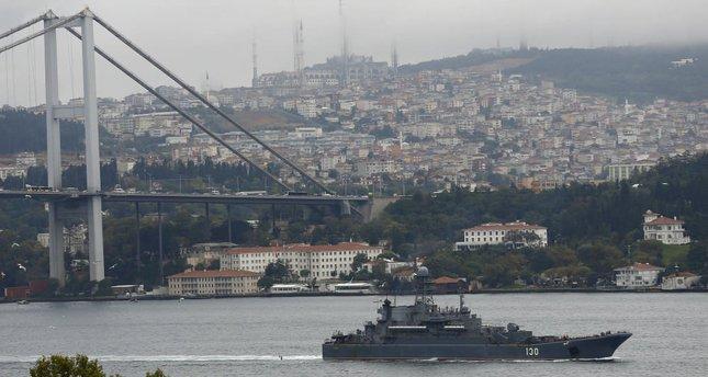The social and economic capital of Eurasia situated along Bosporus