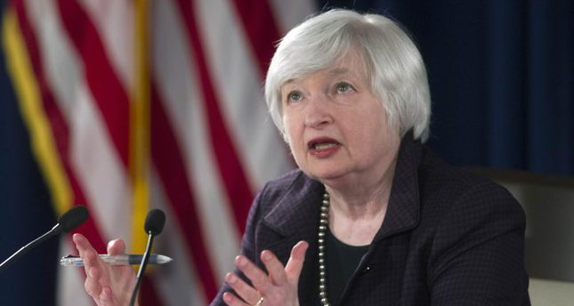 Head of the Federal Reserve, Janet Yellen