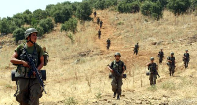 Turkish army releases details of 40-day anti-PKK offensive