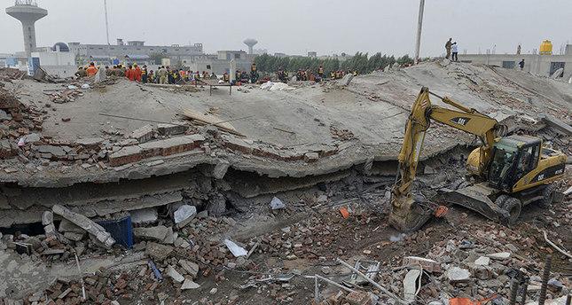44 people die in Pakistan factory collapse