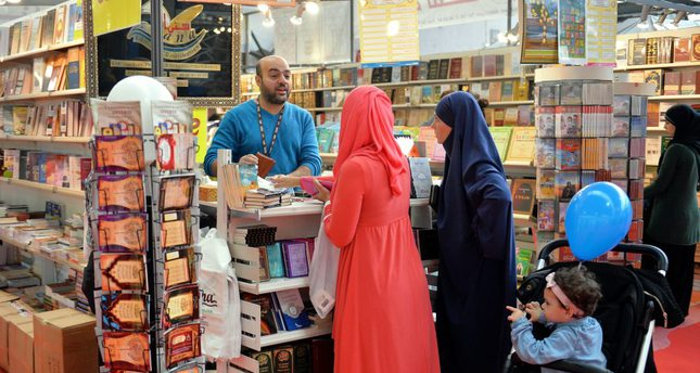 Brussel's Muslim Fair returns with refugee theme