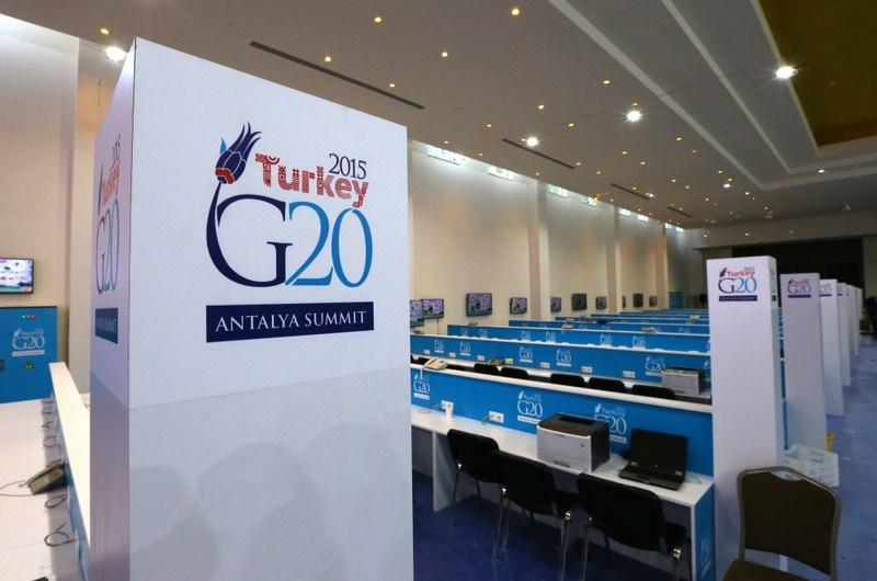 The G20 Summit will be held in the Belek district of Turkey's popular resort city Antalya on Nov. 15-16.
