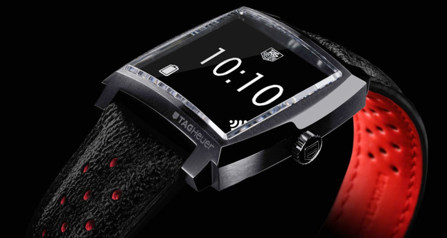 TAG Heuer to launch $15,000 smartwatch