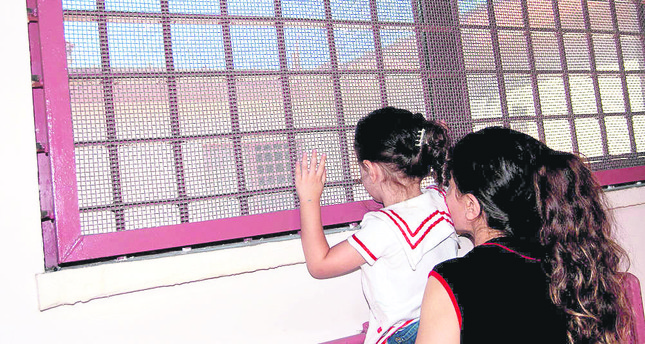 New nurseries for children living with their mothers in women's jails