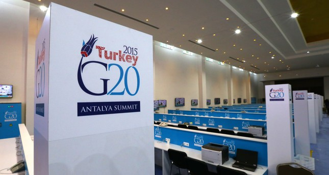 The G20 Summit will be held in the Belek district of Turkey's popular resort city Antalya on Nov. 15-16.