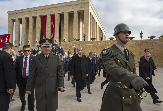 Turkey commemorates 77th anniversary of Atatürk's death