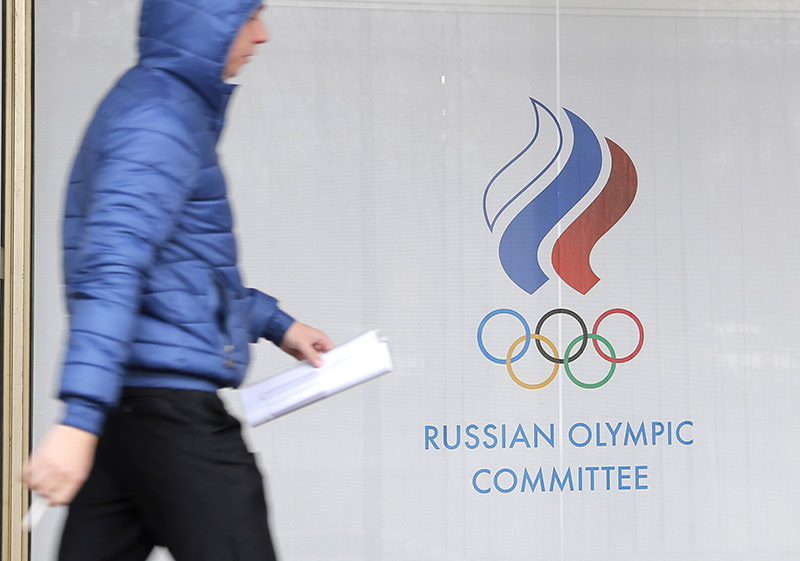 The World Anti-Doping Agency (WADA) commission on 09 November 2015 recommended athletics governing body IAAF suspend Russia from competition as it reported on its investigation into systematic doping in the country (EPA photo)