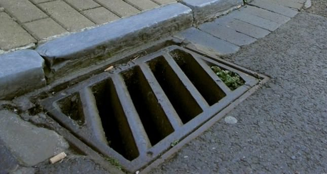 Japanese man hides in drain to take illicit photos up women's skirts