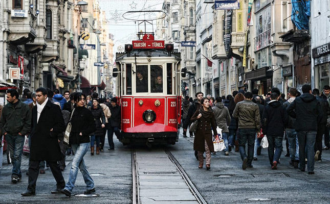 Istanbul's Istiklal Street to wear $5.2 million make-up