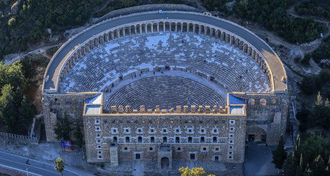 Anadolu Agency photos showcase Antalya ahead of G20 summit