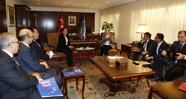 EU Minister Dedeoğlu calls on Brussels to place Gülenists on terrorist list