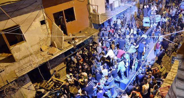 ISIS claims responsibility for Beirut twin suicide attacks that killed 41, injured 200