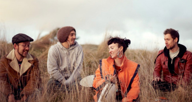 Neo-soul on Istanbul stage with Hiatus Kaiyote