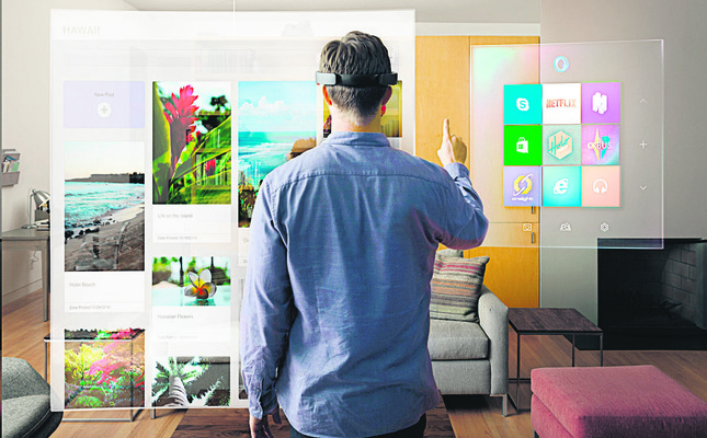 Users go immersive with Windows 10 experience