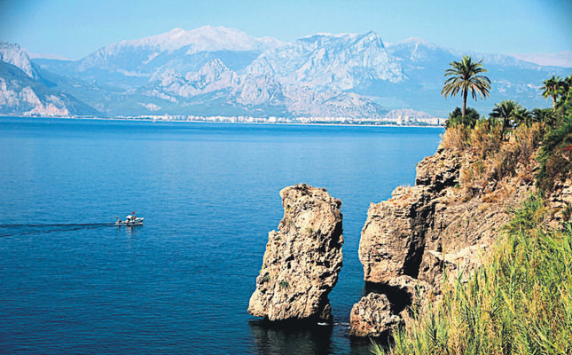 Find everything for a perfect holiday in Antalya