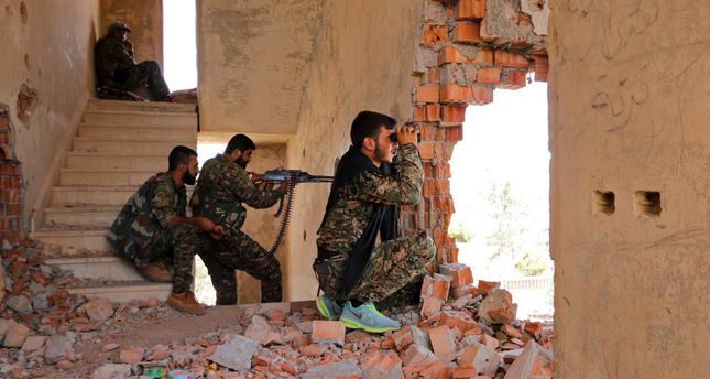 Syrian Kurd says PYD not fighting for free Syria, but for PKK