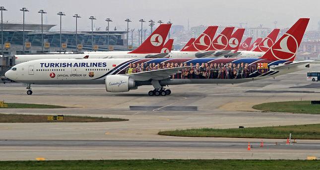 Turkish Airlines exceeds 50 million passengers in 10 months