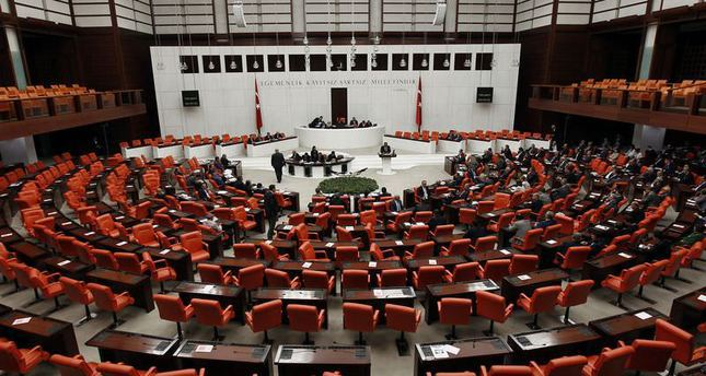 Turkish parliament gathers for oath-taking ceremony