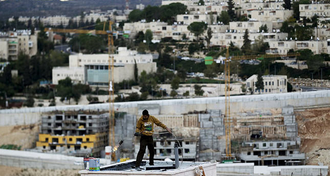 Ramat Shlomo, a religious Jewish settlement in an area of the occupied West Bank that Israel annexed to Jerusalem November 17, 2015 Reuters Photo