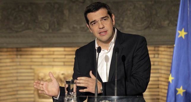 Tsipras arrives in Turkey to discuss ties, refugee crisis