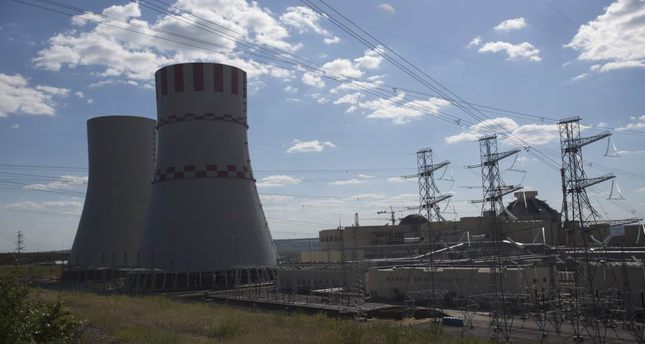 The Akkuyu Nuclear Power Plant will be just like the Russian nuclear power plant in Novovoronej, as seen in the photo. Russian officials now wait for the Turkish government to use a $3 billion fund.