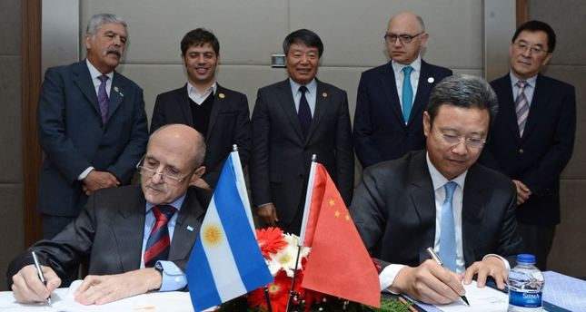 China inks $15 billion nuclear deal with Argentina at G20 Turkey Summit