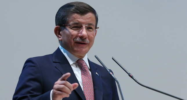 PM Davutoğlu: Terror operations to continue until all mountains cleansed